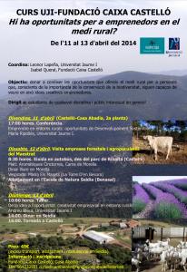 Curs UJI-Fundació Caixa Castelló